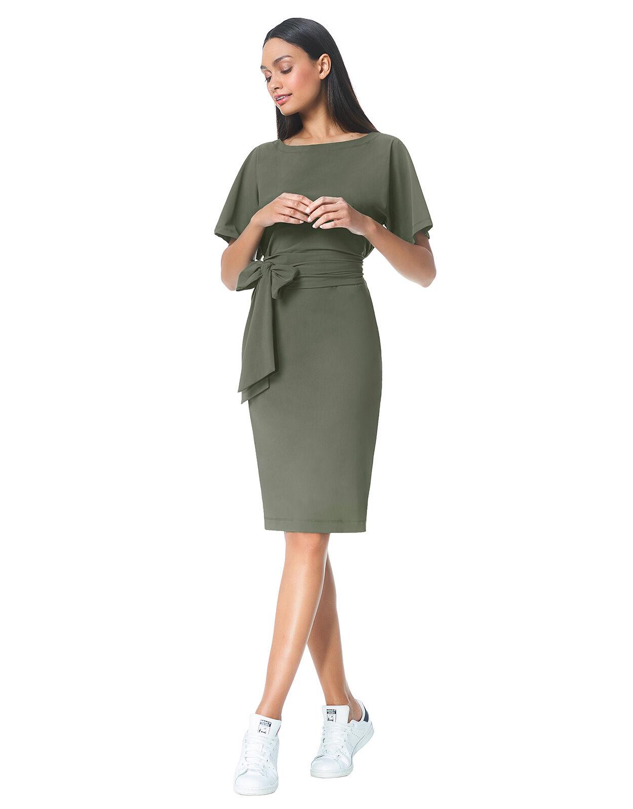 Abbildung von LaDress Aretha jerseykleid grün