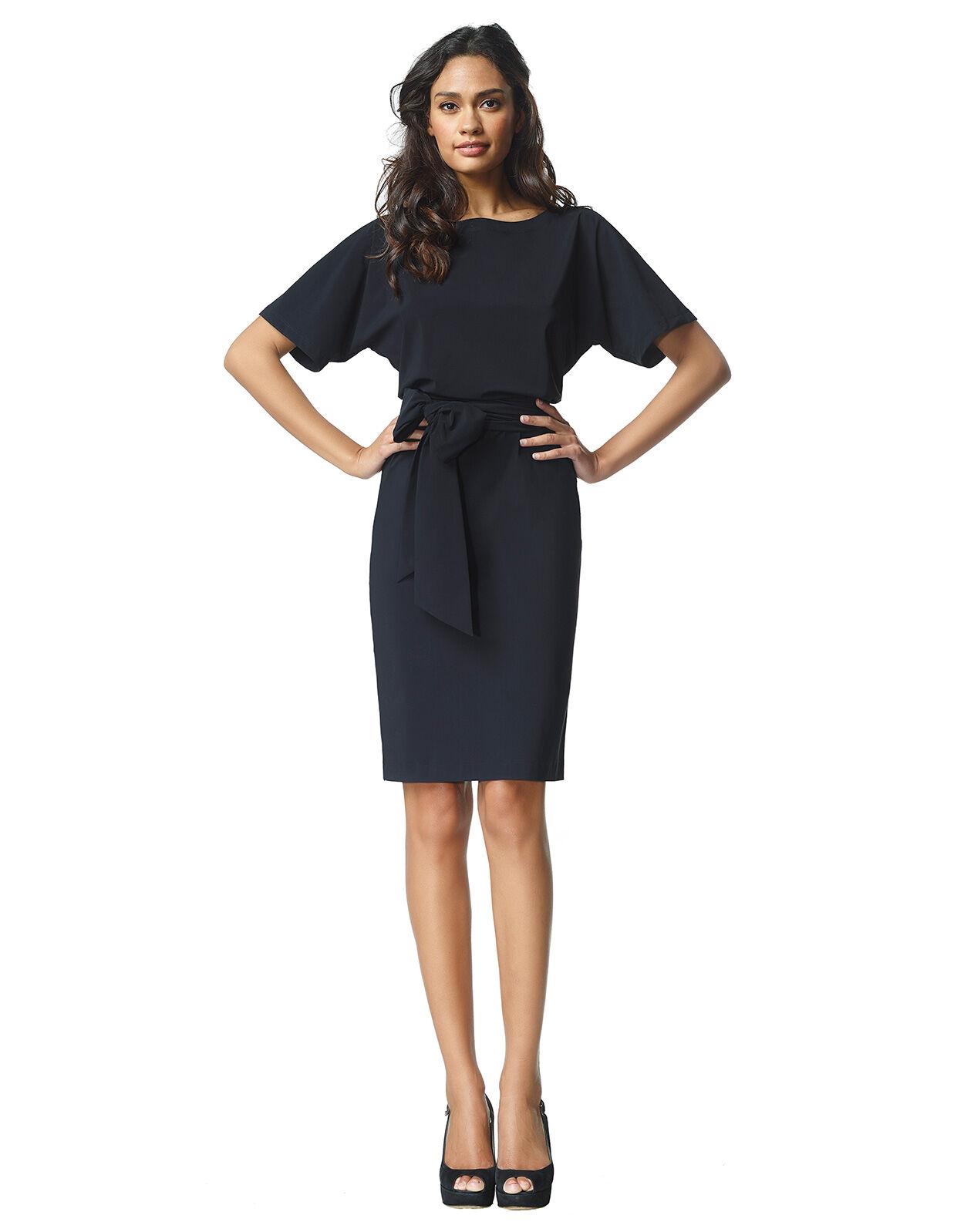 Abbildung von LaDress Aretha jerseykleid schwarz