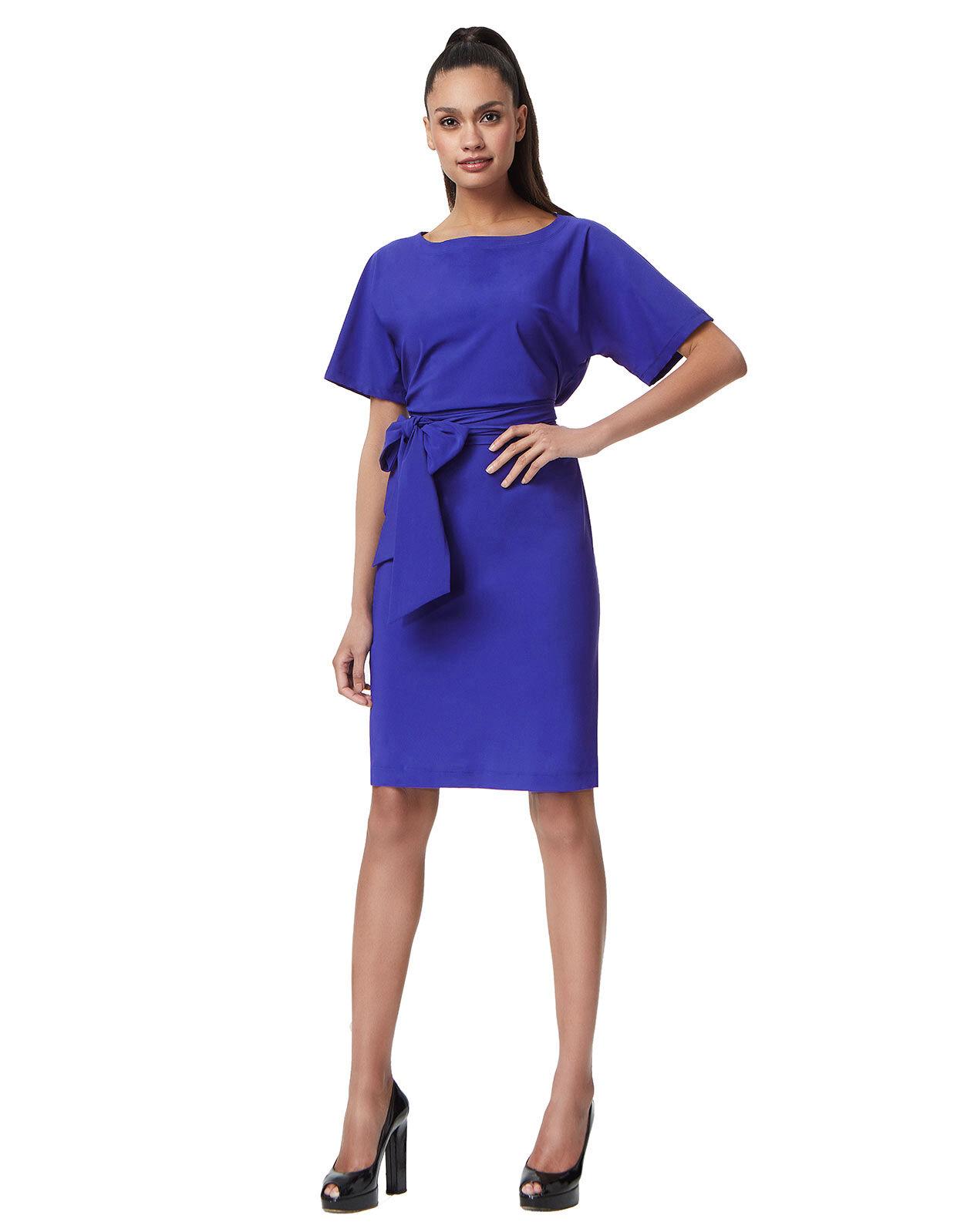 Abbildung von LaDress Aretha jerseykleid blau