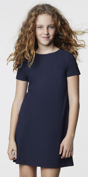Image of LaDress Ariel jersey lycra dress blue
