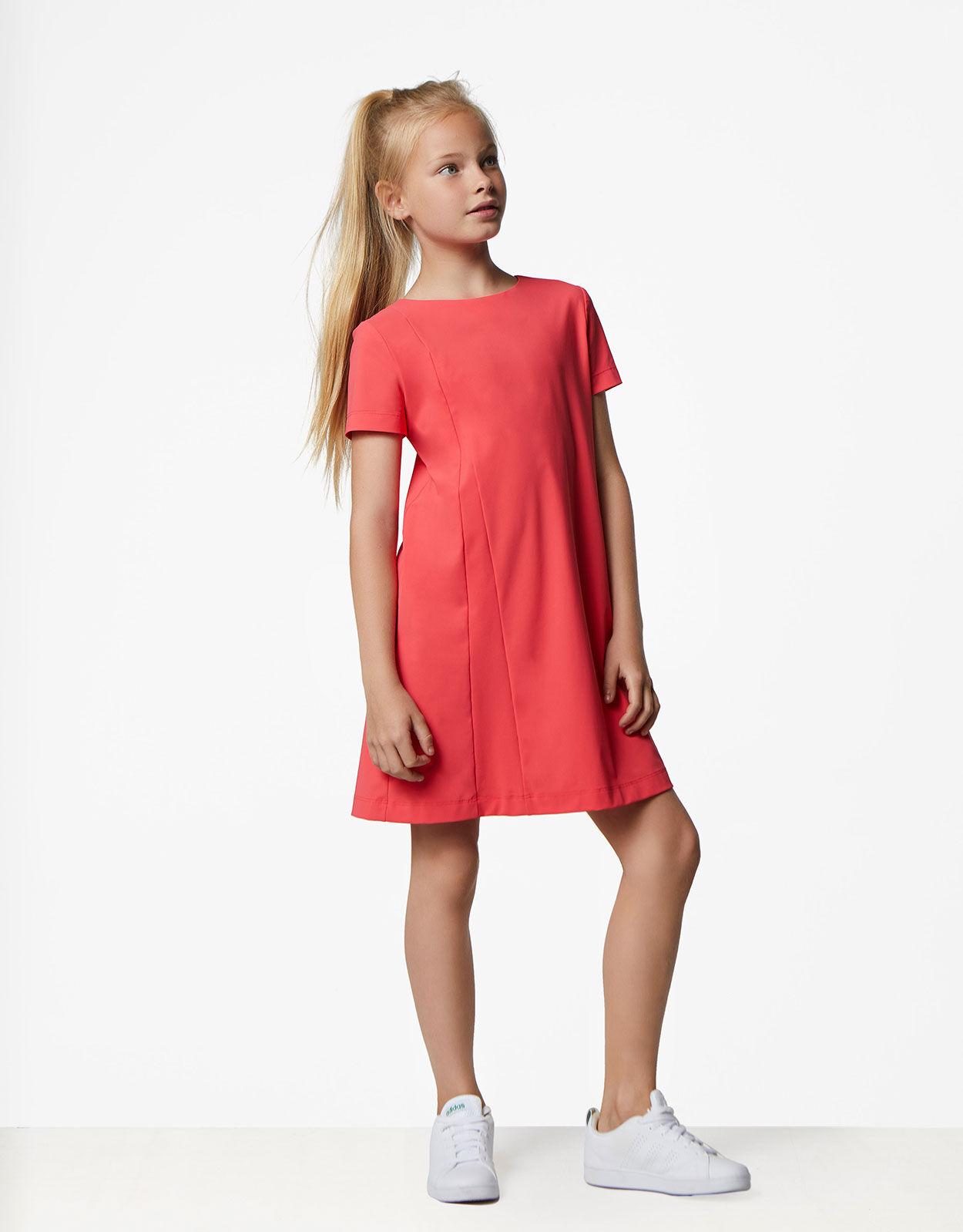 Abbildung von LaDress Ariel jerseykleid lycra orange