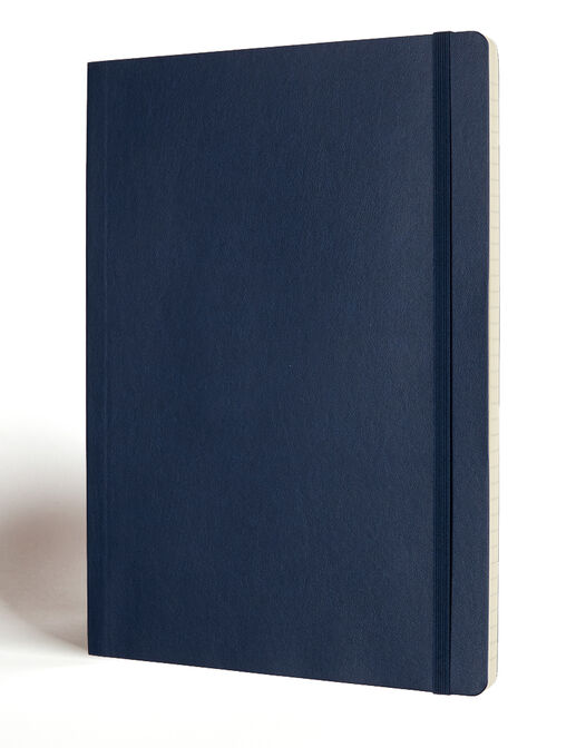 Notebook XL Ruled Soft Cover -  - large