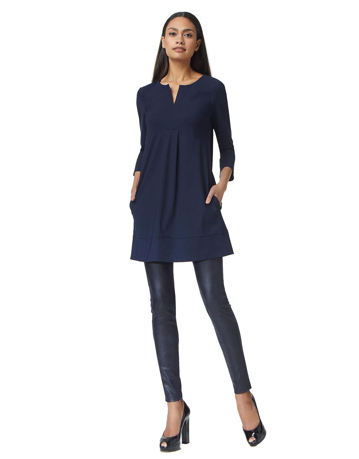 Abbildung von LaDress Alison jersey kleid blau