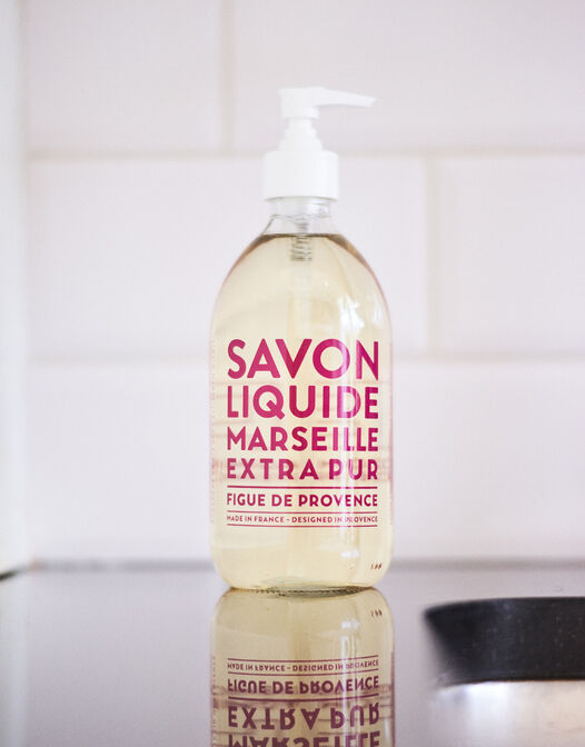 Fig of Provence Liquid Marseille Soap -  - large