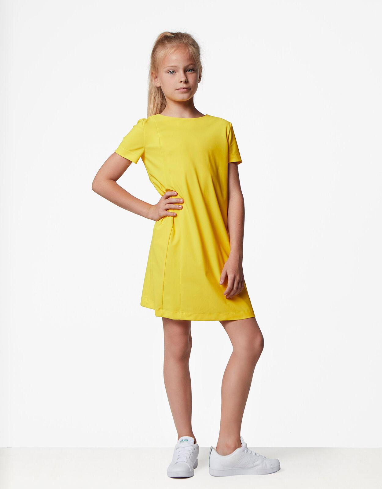 Abbildung von LaDress Ariel jerseykleid lycra gelb