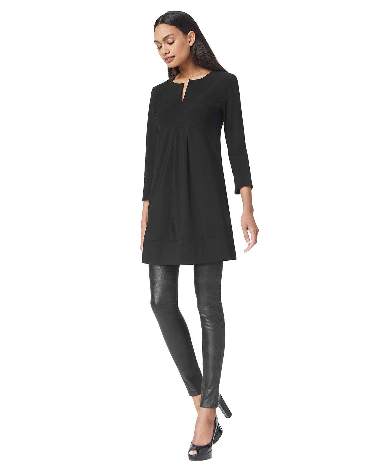 Abbildung von LaDress Alison jersey kleid schwarz